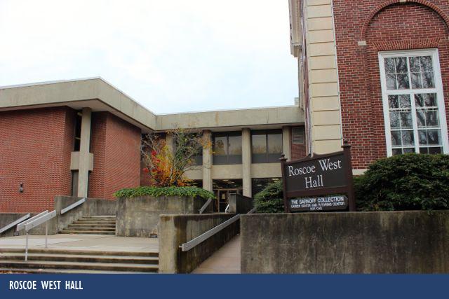 Roscoe West Hall